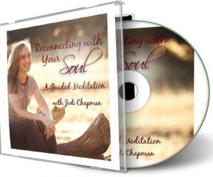 Jodi Chapman reconnect with soul meditation - jodi chapman